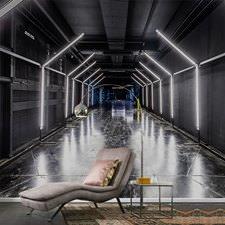 Modern Tünel Duvar Kağıdı