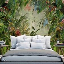 Tropikal Orman Duvar Kağıdı