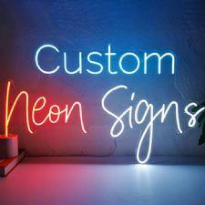 Özel Yazı Neon Led Aydınlatma