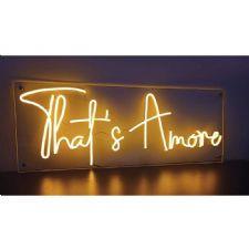 That's Amore Neon Led Aydınlatma