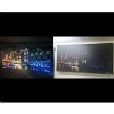 Karanlık ve Aydınlık Görselli Işıklı Light Box
