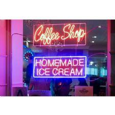 Coffee Shop Neon Led Aydınlatma